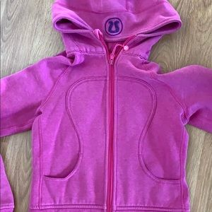 Lululemon Scuba Zip-Up